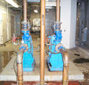 self priming pump system repairs