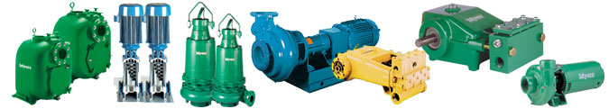 Industrial Pump Repair