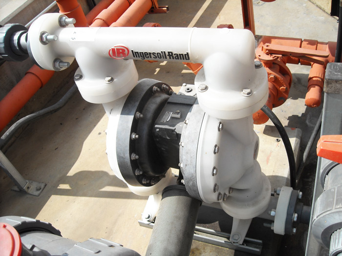 diaphragm pump (aodd) repair los angeles