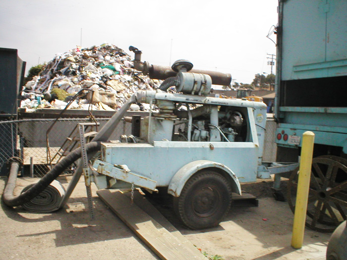 Trash Pump Repair & Services