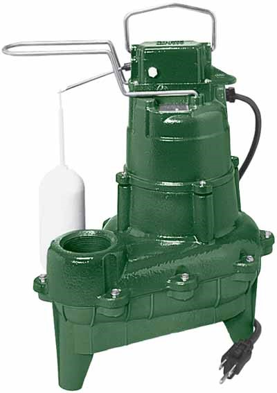 zoeller pump repair